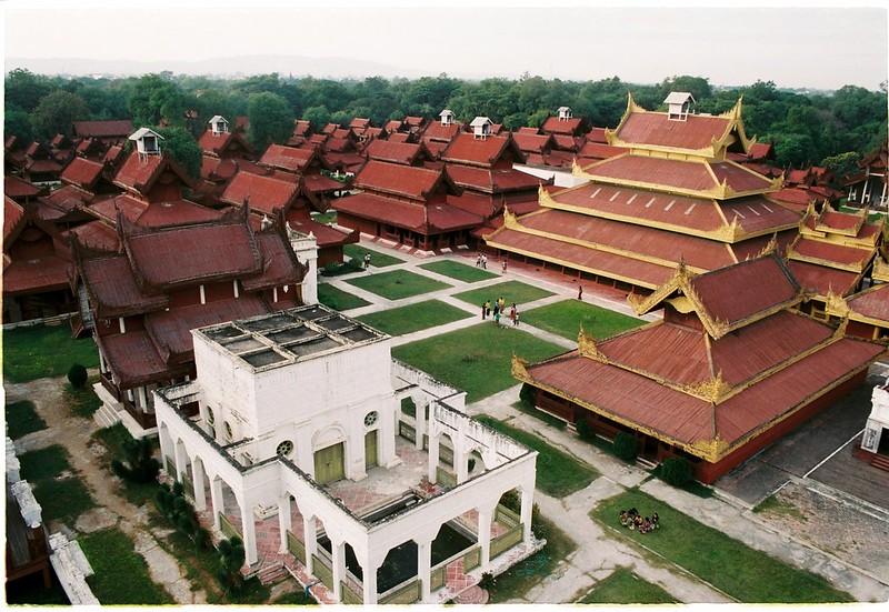 Mandalay Sarayı