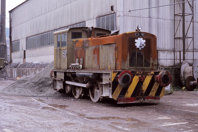 RH319285 Tarmac Roadstone, Topley Pike Quarry 5/8/1982