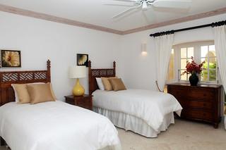 Royal Apartments Guest Bedroom, Royal Westmoreland Estate, Barbados