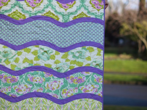By Sea or By Land quilt pattern