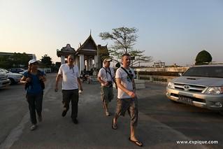 Walking tour bangkok | by ExpiqueTravel