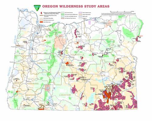Oregon Washington Recreation Activities Bureau Of Land