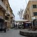 Nikósie – ulice Lidras, hranice mezi řeckou a okupovanou částí Kypru, foto: Petr Nejedlý