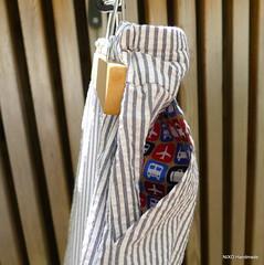 Little Heartbreaker Pants, pocket view