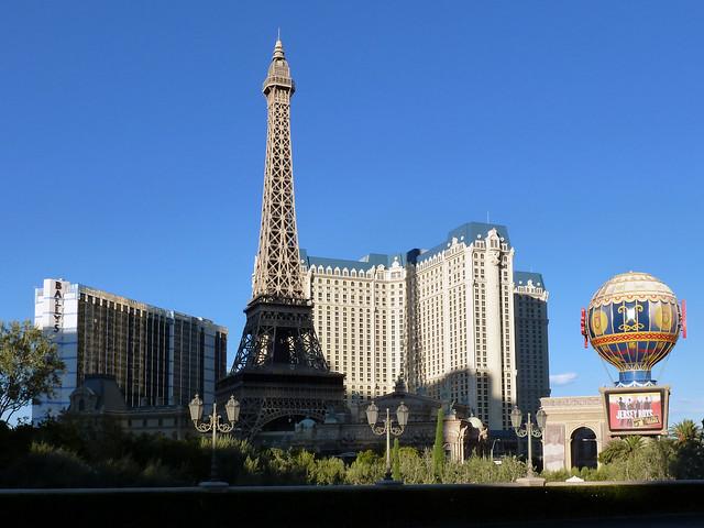 Paris Hotel & Casino - Las Vegas, Nevada