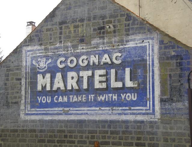 Abbeville - Pub murale peinte