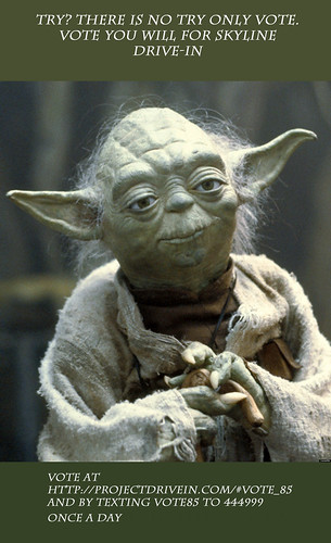 Yoda Reminder | by Barstow Steve