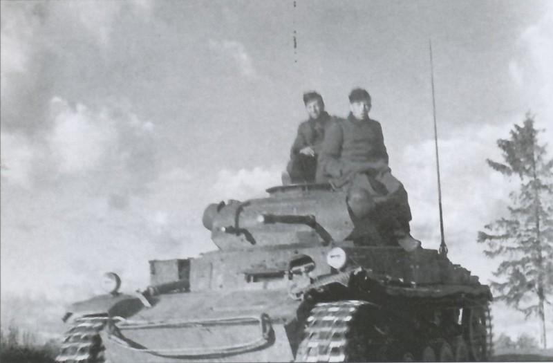 PzKpfw II (1)