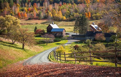 autumn canon landscape vermont view unitedstates woodstock 6d canon6d