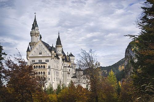 Castillo de Neuschwanstein | by Diego Cambiaso