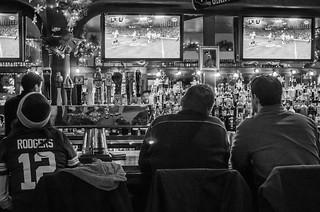 Bad Dog Tavern - Playoff Game | by amseaman