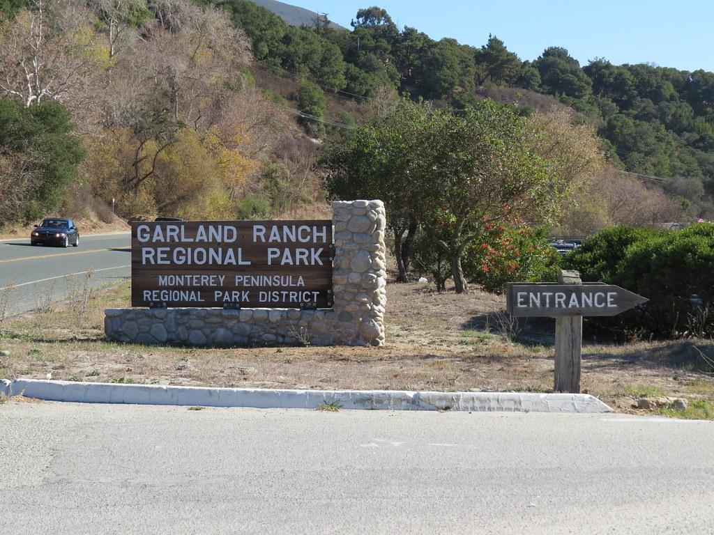 Garland Ranch Regional Park | Dog-friendly Garland Ranch ...