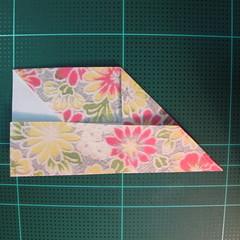 การพับกระดาษเป็นรูปเรขาคณิตทรงลูกบาศก์แบบแยกชิ้นประกอบ (Modular Origami Cube) 011