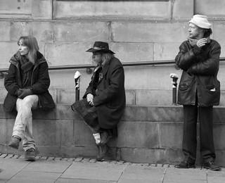 Watching in Edinburgh