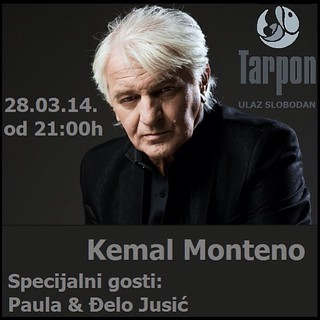 28.03.2014. @ Tarpon Kemal Monteno | by TarponRestaurant