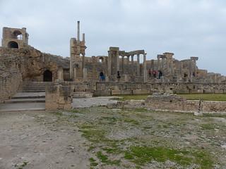 Dougga: site archéologique en Tunisie