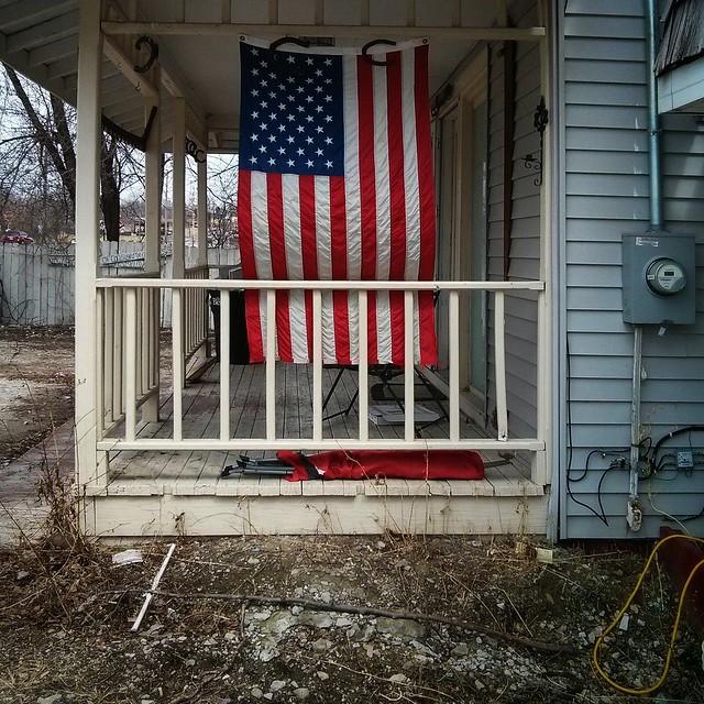 porchflag