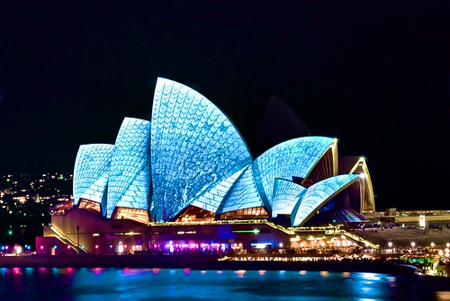 Vivid Sydney Opera House | by Sidneiensis