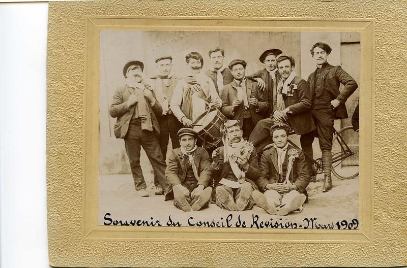 Conseil de révision 1909