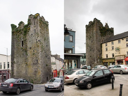 ireland castle castles tipperary thurles backpackphotography