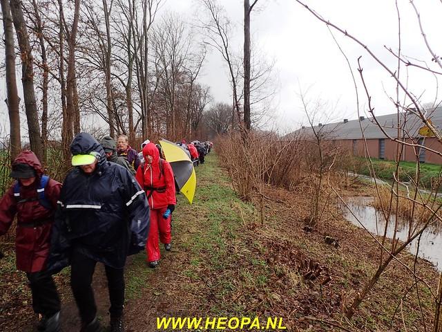 2017-03-08     Grebbelinie-tocht  Renswoude  25 km  (26)