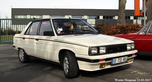 Renault 9 Turbo 1985 | by XBXG