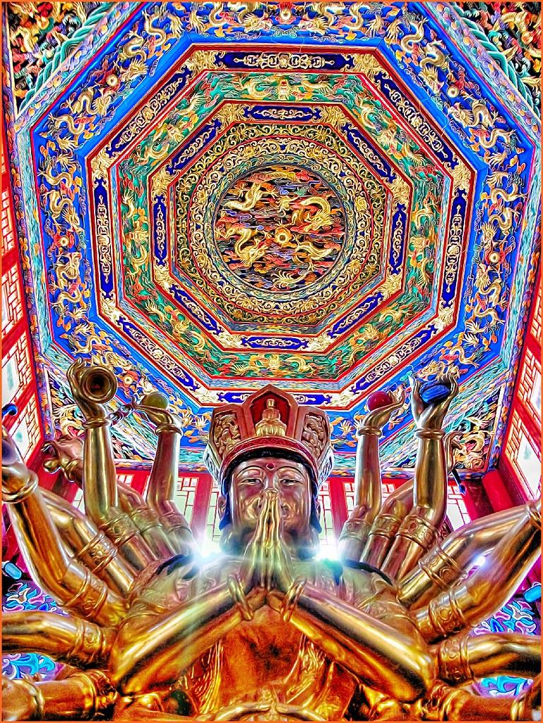 Avalokiteśvara (rev2.0) | Avalokiteśvara is a bodhisattva wh… | Flickr