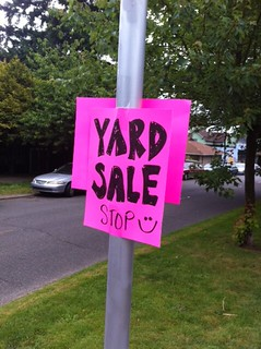 Yard Sale Stop :) | by yardsalebloodbath