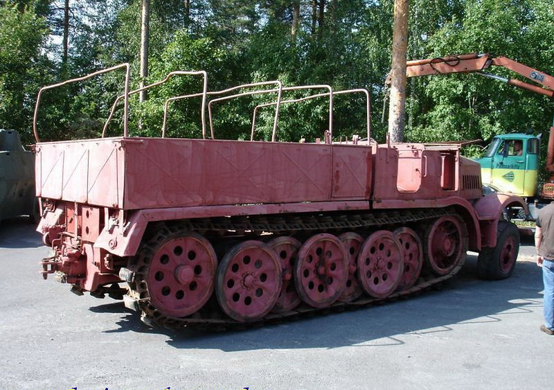 SdKfz9 시작해 보(6)