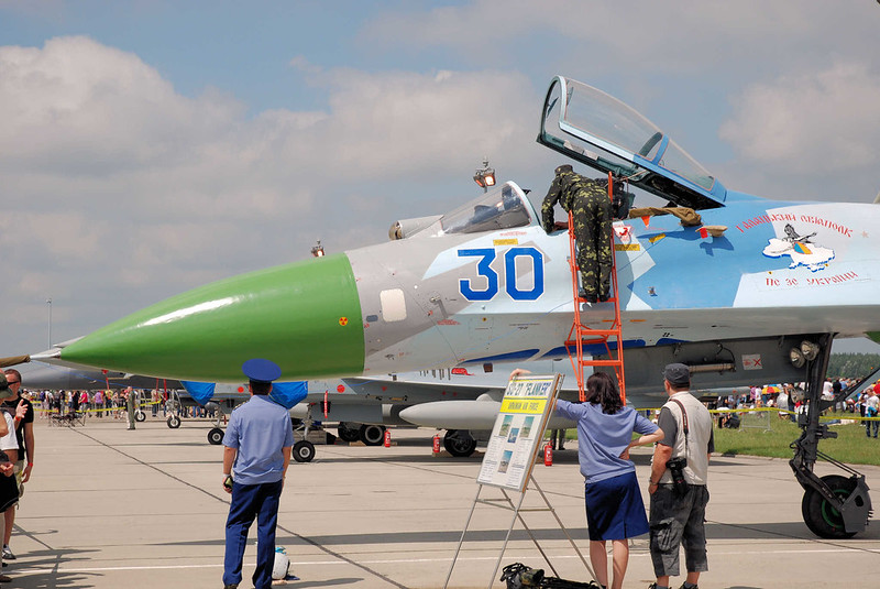 Сухой Су-27 (6)