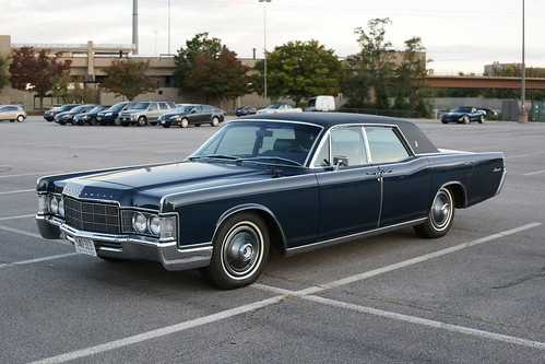 1969 Lincoln Continental | by channaher