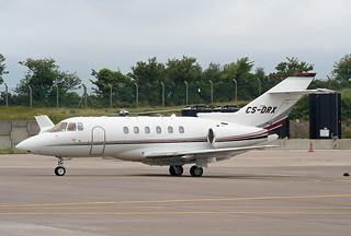 CS-DRX Hawker 800 Netjets