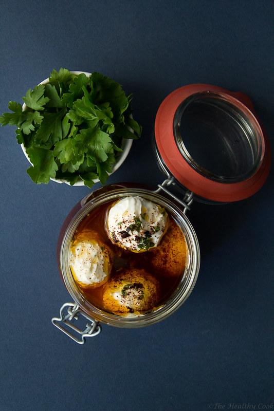 Yogurt Cheese Balls (Labneh) – Μπαλίτσες από Τυρί Γιαουρτιού