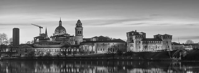 © Mantova (la ricostruzione)  ITALY
