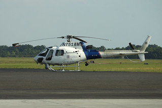 Eurocopter AS 350 B3 N751AM