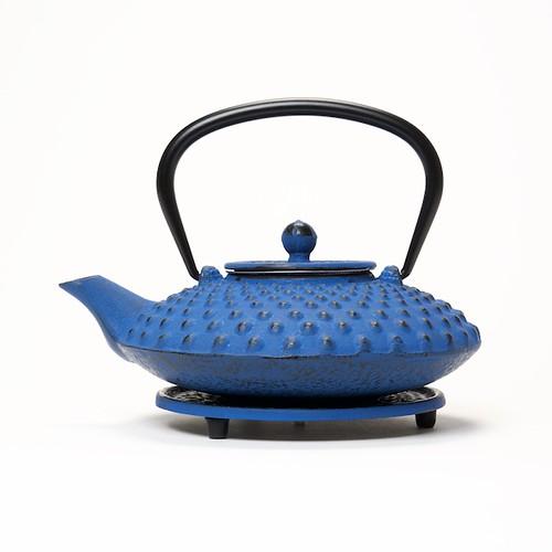 Shimizu Teapot Blue