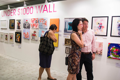 Affordable Art Fair Singapore 2013