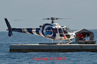 VH-SFX Eurocopter AS-350 Ecureuil Helicopters Services