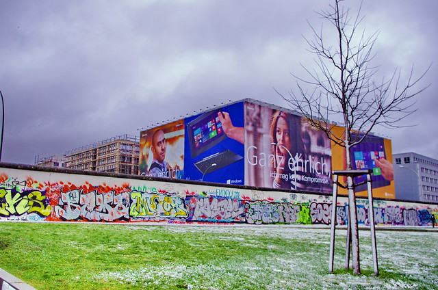 Berlin Décembre 2013 - 141 East Side Gallery