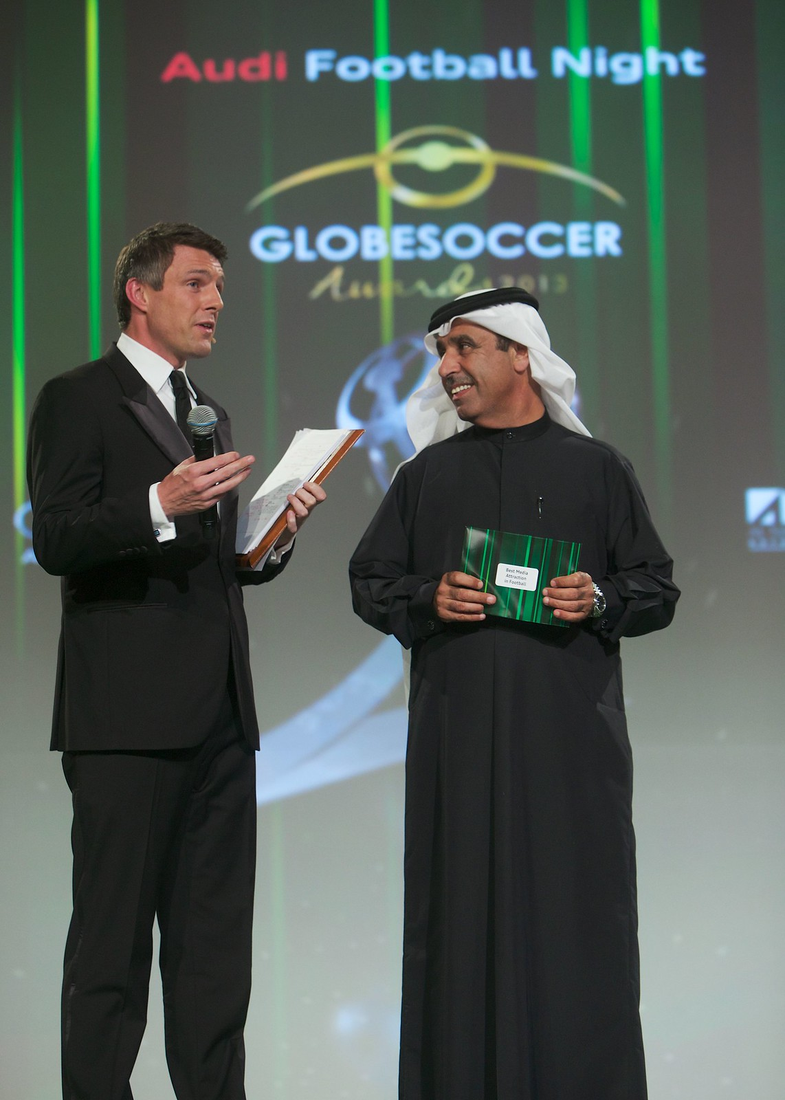 Globe Soccer Awards 181