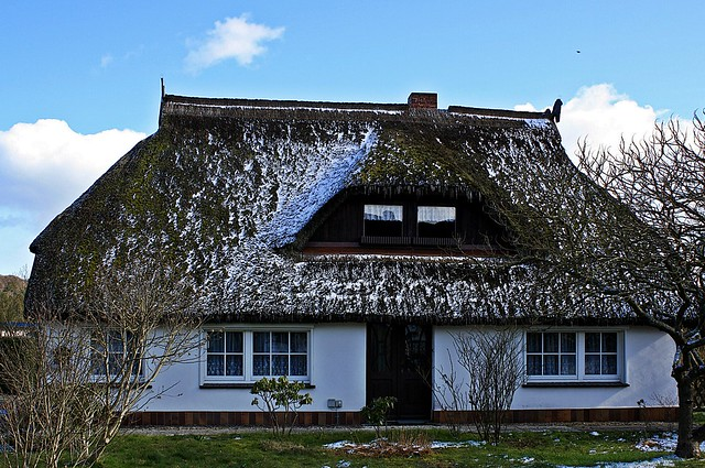 old fisherman's cottage