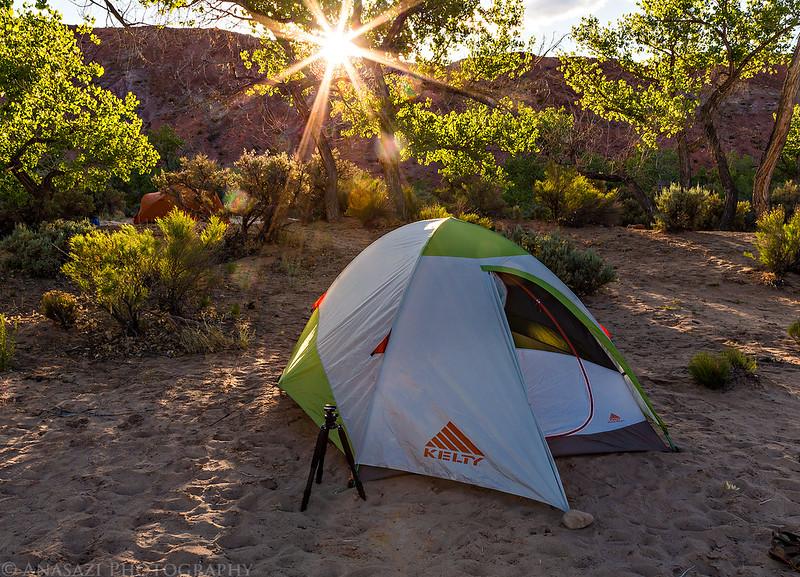 Big Stick Tent