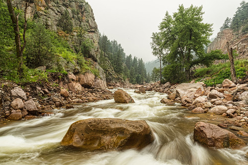 portrait nature water creek river landscape fishing colorado slow rapids rockymountains canyons stvrain bouldercounty jamesinsogna