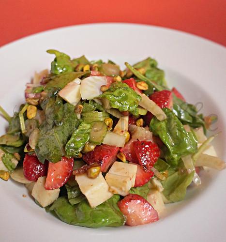 Strawberry Salad -edit
