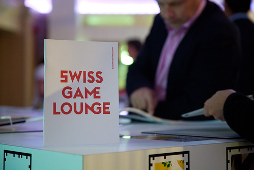 Swiss Game Lounge Catalogue | by Abstract Machine