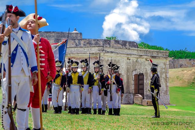 Commemoration of the 1797 Defense of San Juan - IMG_4178