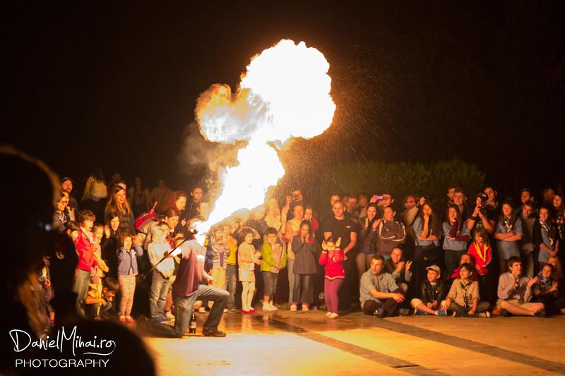 The Festival of Light, Bucharest, 2013 by Daniel Mihai