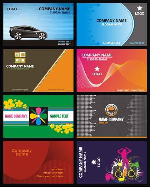 44 | Template Desain Kartu Nama | Cetak Kartu Nama | Flickr