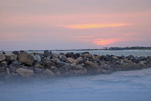 sunset florida scuba diving explore destin pensacola emeraldcoast eastshorejetty
