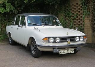 1976 Triumph 2500S   by Spottedlaurel